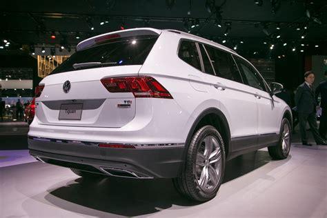 Usspec 2018 Volkswagen Tiguan Revealed In Detroit