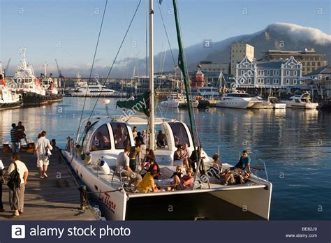 Catamaran Trips In Cape Town by Sunset Cruise Catamaran Le Tigre With Waterfront And Table