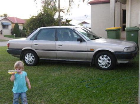 Swap Boat For Car Qld by 1990 Used Holden Apollo Executive Jk Sedan Car Sales