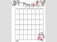 May 2018 Calendar Due Date Free HD Images