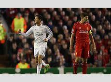 Liverpool 03 Real Madrid Cristiano Ronaldo cracker and