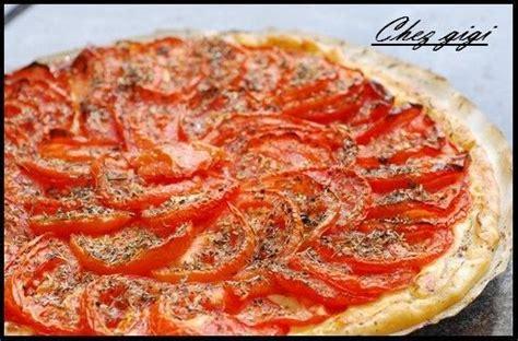 tarte 224 la tomate p 226 te feuillet 233 e moutarde 224 chez gigi