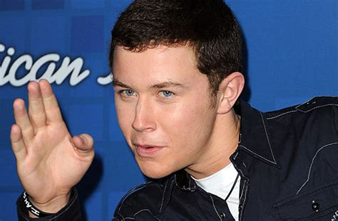 Scotty Mccreery Advances Once Again On 'american Idol'