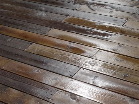 cleaning a wood deck hgtv