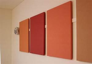 Wandverkleidung Mit Stoff : wandverkleidungen akustik ~ Markanthonyermac.com Haus und Dekorationen