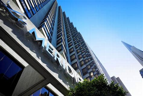 chesapeake lodging trust is buying le meridien san francisco elite choice