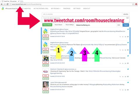 House Cleaning And Social Media Marketing @angelaoberer