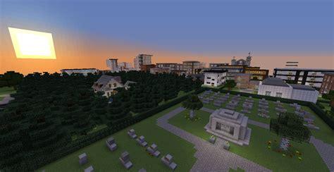 lormierville a modern city creation maps minecraft maps