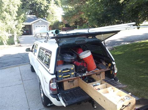 decked truck bed decked truck bed storage system truck