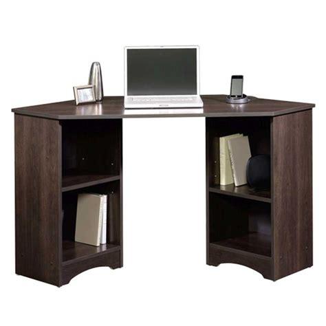 sauder beginnings dresser cinnamon cherry sauder beginnings cinnamon cherry desk with storage 413073