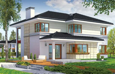 best two storey house plans ideas on 2 6 bedroom family two storey modern house designs on 736x552 two storey