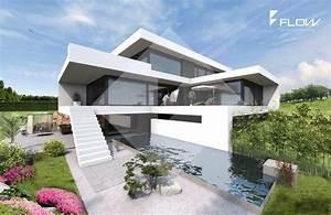 Moderne Häuser Mit Grundriss : moderne h user ~ Markanthonyermac.com Haus und Dekorationen