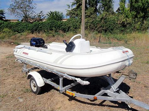 Used Inflatable Boats by Suzumar 310 Rib In Girona Inflatable Boats Used 51575