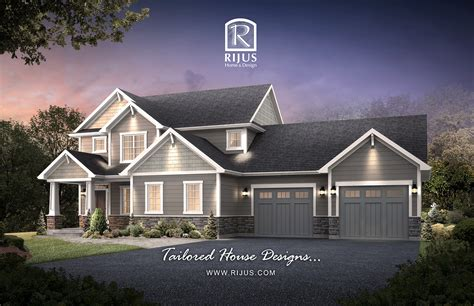 C&c Custom Home Designs : House Plans Ontario, Custom Home Design