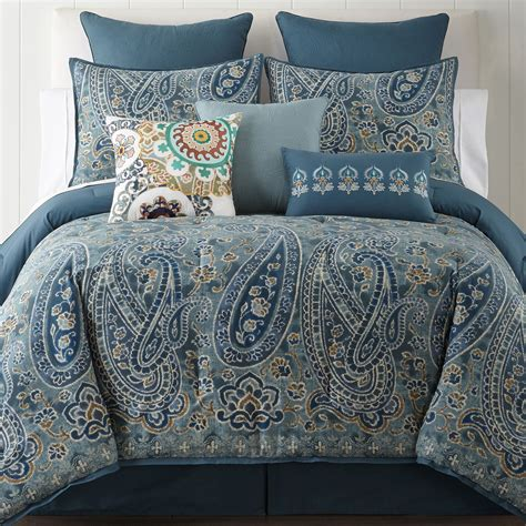 cheap jcpenney home belcourt 4 pc comforter set now bedding sets store