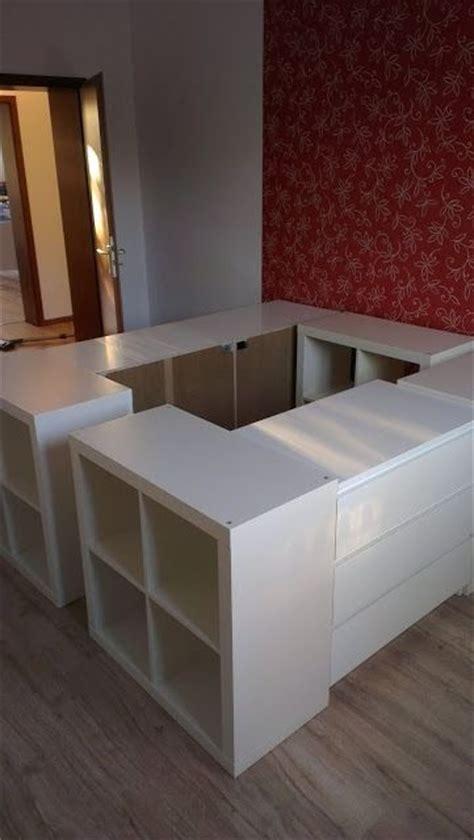 Best 25  Ikea storage bed ideas on Pinterest   Ikea storage bed hack, Ikea platform bed hack and