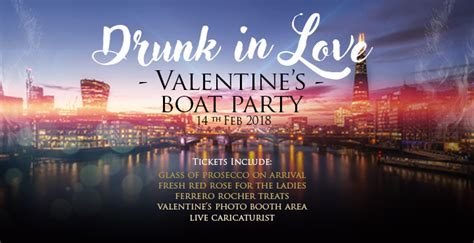 Boat Party Tower Pier by Drunk In Love Valentine S Boat Party Tower Millennium
