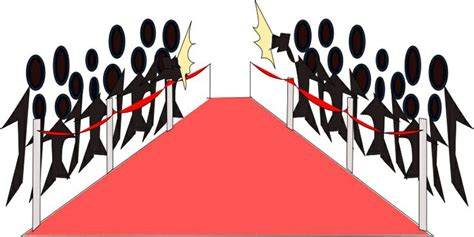 Red Carpet Clip Art  red carpet  public domain clip art