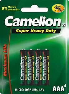 Aaa Batterien Kapazität : batteriesatz camelion 8 st ck aaa batterien ersatzbatterien ~ Markanthonyermac.com Haus und Dekorationen