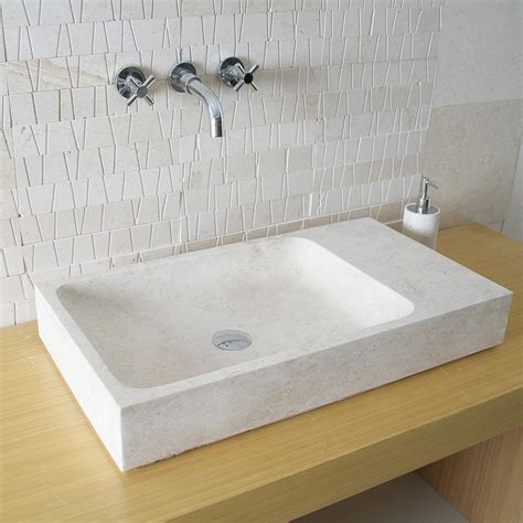 vasque 224 poser rectangulaire trendyyy