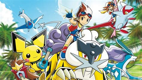 pok 233 mon ranger guardian signs coming to wii u consoles tomorrow nintendo wire