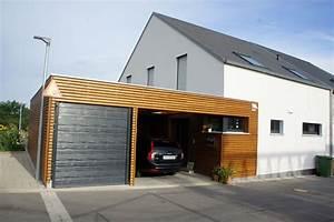 Engelhardt Und Geissbauer : einfamilienhaus modern holzhaus satteldach garage mit flachdach holzfassade dachfenster ~ Markanthonyermac.com Haus und Dekorationen