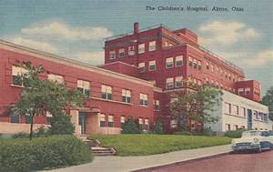 Children's Hospital - Akron Postcards