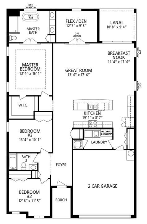 new home floorplan orlando fl drexel maronda homes