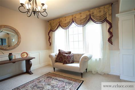 swag curtains for living room versailles premium designer swag valances