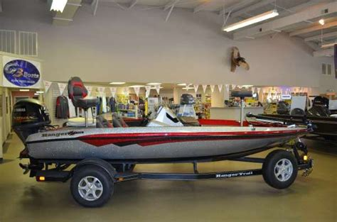 Used Bass Boats Charlotte Nc by Ranger New And Used Boats For Sale In North Carolina