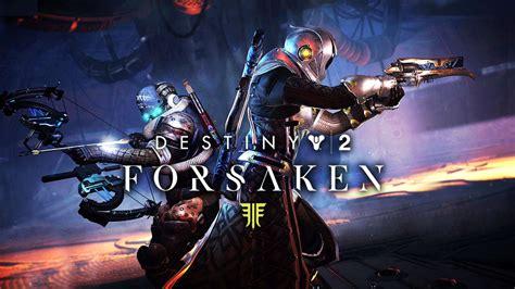 Destiny 2 Home Decor :  Forsaken Review In Progress