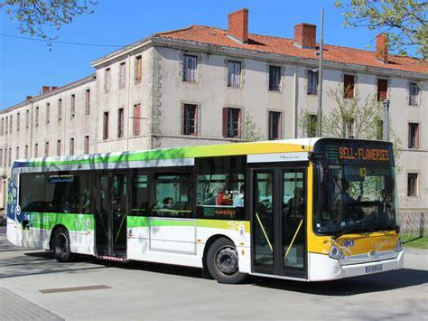trans phototh 232 que autobus heuliez gx 327 la roche sur yon