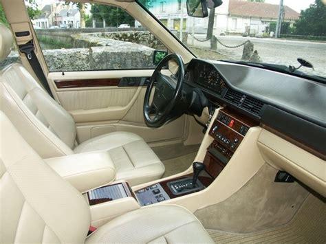 historique la mercedes 500e e500 w124 1990 1995