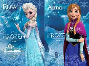 A Frozen Fan Blog (closed)
