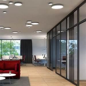Deckenleuchten Spots Ideen : ribag arva 27 44 cm led deckenleuchte leuchten lampen pinterest beleuchtung ~ Markanthonyermac.com Haus und Dekorationen