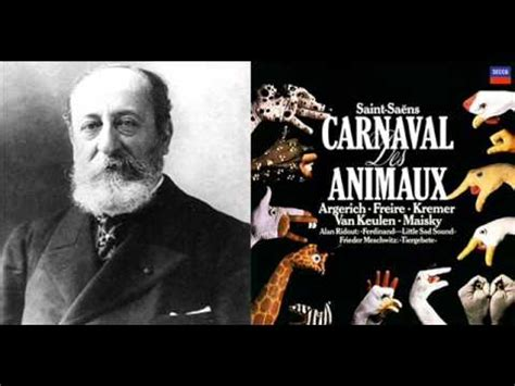 sa 235 ns le carnaval des animaux 3 h 233 miones animaux v 233 loces