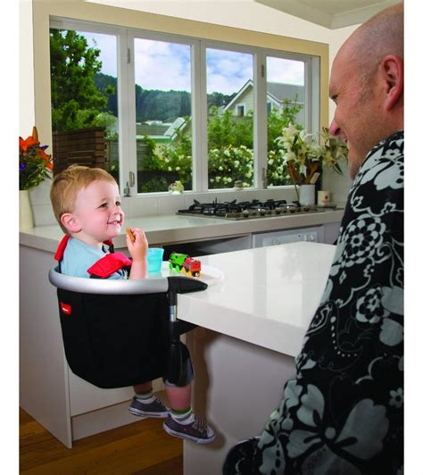 phil and ted lobster chair in black