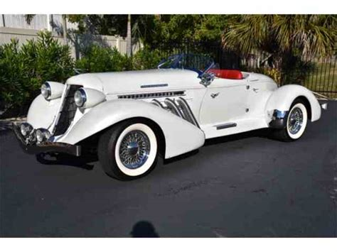 Boat Tail Car For Sale by Classic Auburn For Sale On Classiccars 22 Available