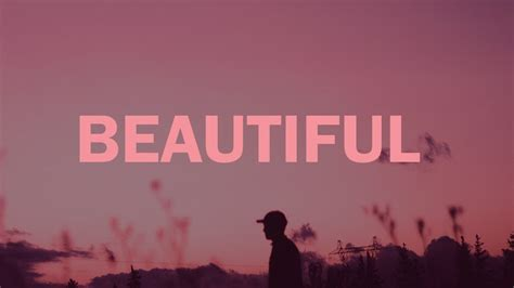 Beautiful Feat. Camila Cabello (lyrics)