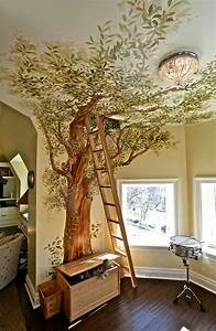Kratzbaum Echter Baum : 27 wandmalerei ideen f r ihre einzigartigen w nde ~ Markanthonyermac.com Haus und Dekorationen