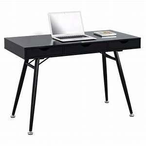 Schreibtisch 1 Klasse : sixbros computertisch computerschreibtisch pc home office schwarz ct 3555na 2191 ebay ~ Markanthonyermac.com Haus und Dekorationen