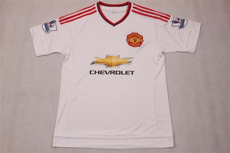 les maillots de football manchester united 2016 maillots foot actu