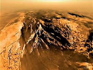Simulation suggests non-water based life could exist on ...