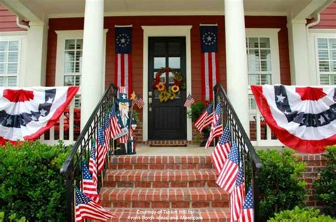 July 4 Home Decor : Patriotic Pictures For Great Ideas