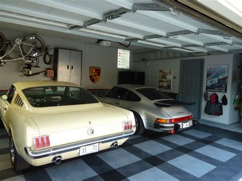 racedeck garage flooring ideas cool garages with cool cars traditional garden shed and