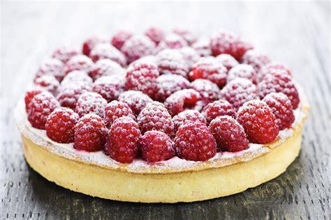 recette tarte aux framboises desserts et confitures