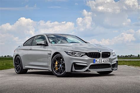 2018 Bmw M4 Cs Stuns In New Gallery [186 Pics] Carscoops