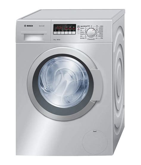 Bosch 7 Kg WAK24268IN Fully Automatic Front Load Washing