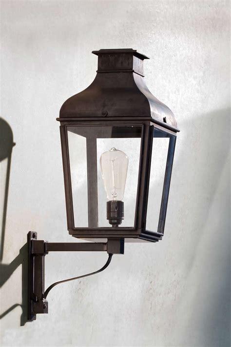 lanterne applique ext 233 rieur bronze vieilli et fer forg 233 nautic by tekna luminaires en bronze