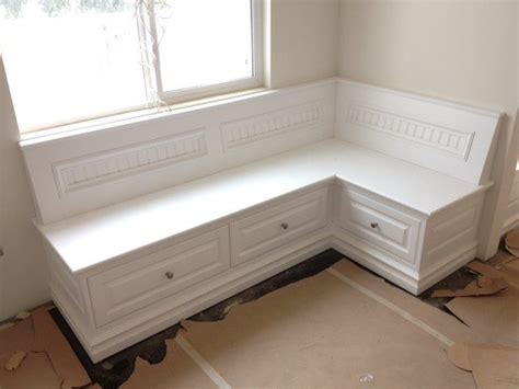 Enthralling Kitchen Corner Bench Seating With Storage